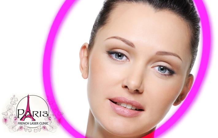 Лазерна епилация на цяло лице в Лазер Клиник ПАРИЖ, Варна