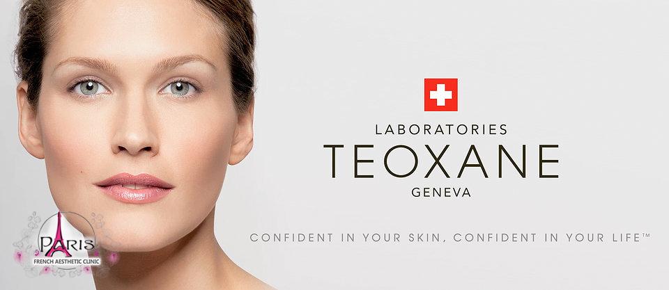 Teoxane laboratoires Geneva - Laser Clinic Paris