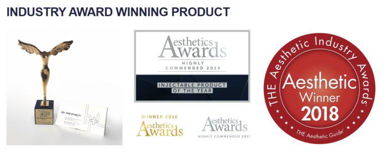 awards-Profhilo