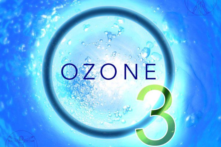 Какво представлява озонът?